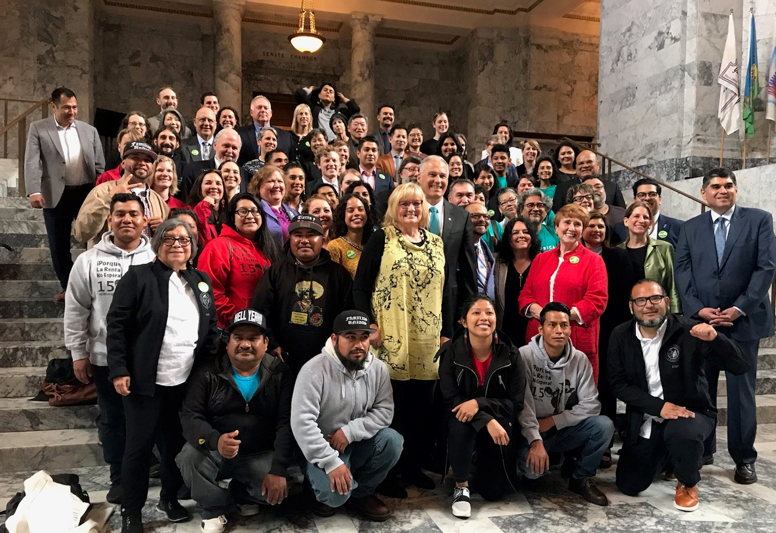 'Governor Signs Bill Paving Way for Meaningful  Protections for H-2A Farmworkers'