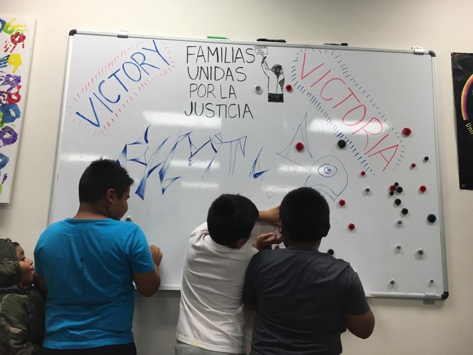 Kids Victory Whiteboard.