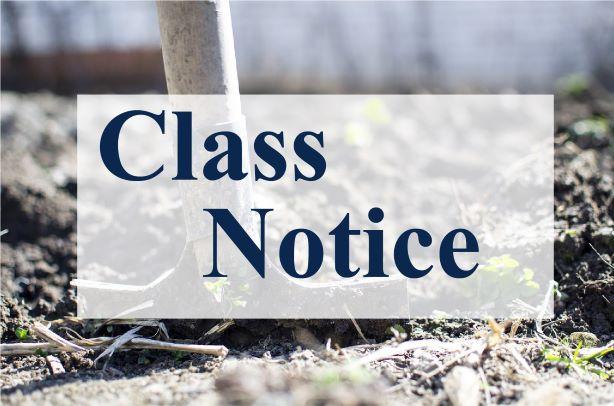 Rosas v. Sarbanand Class Notice