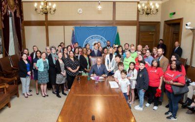WA Governor Signs Bill Protecting Tenants Facing Eviction