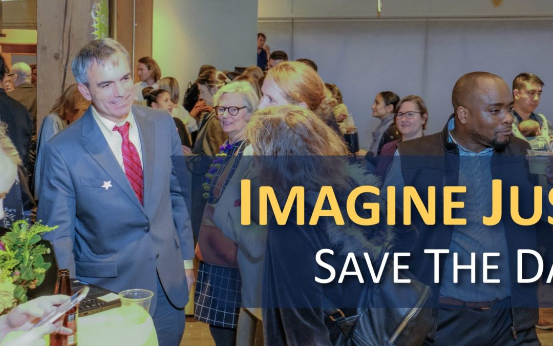 Save the Date: 2020 Imagine Justice