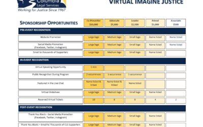 2021 Imagine Justice Sponsorship