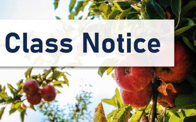 Renteria v. Stemilt AG Services LLC – Class Notice